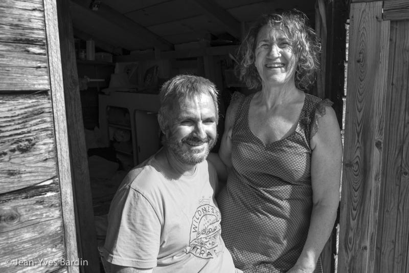 Sauniers de Noirmoutier © Photographie Jean-Yves Bardin